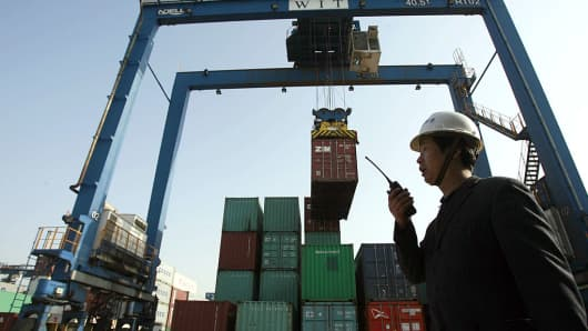 China's debt load is worrying investors and observers.