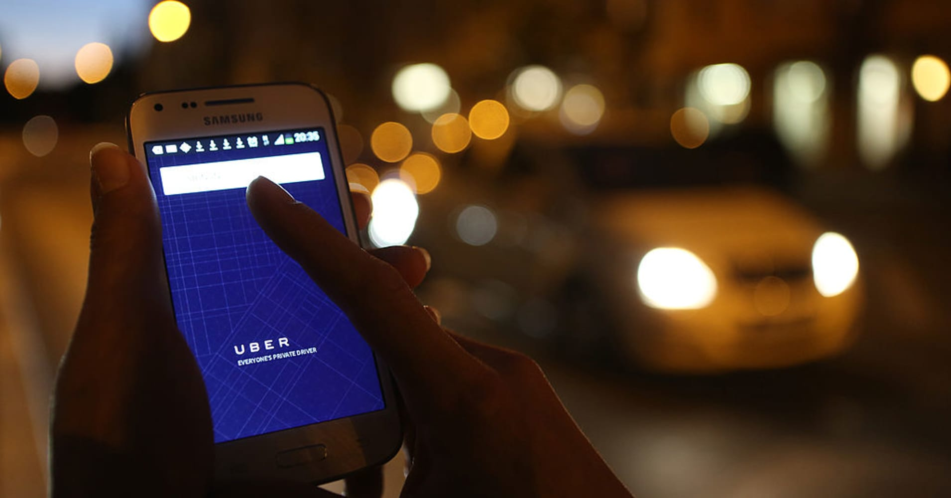 Uber Hires Google's Former Head of Search, Stoking a Rivalry