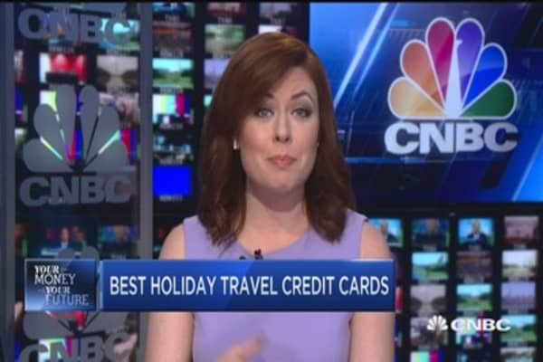 Best holiday travel credit cards