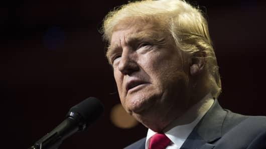 Donald Trump, 2016 Republican presidential nominee