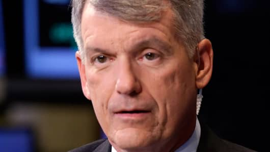 Timothy J. Sloan, CEO of Wells Fargo.