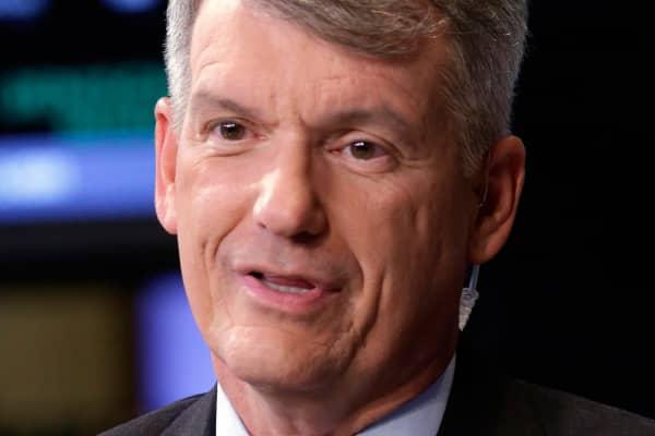 Timothy J. Sloan, CEO of Wells Fargo.