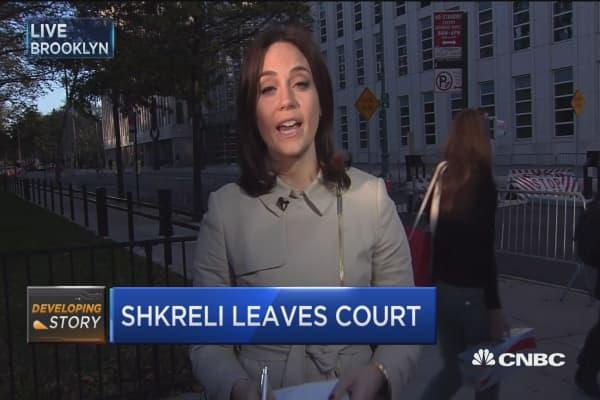 Martin Shkreli trial set for June