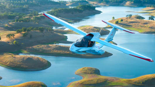ICON A5, a light-sport aircraft, will have components produced later this year in Mexico.
