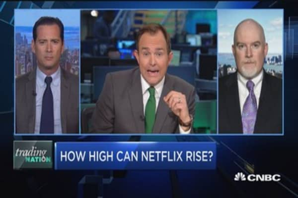 Trading Nation: Netflix soars post-earnings