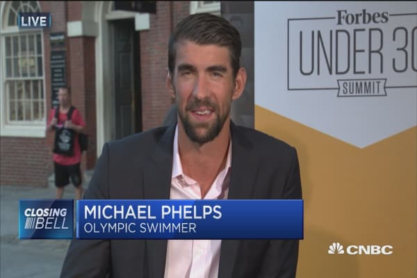 Michael Phelps's life after the Olympics