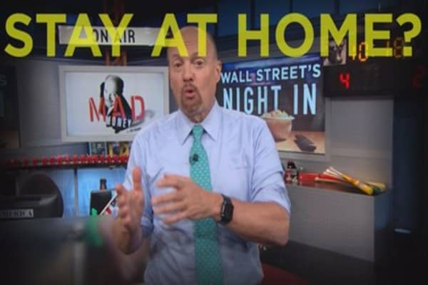 Cramer Remix: Amazon the greatest home story of all time