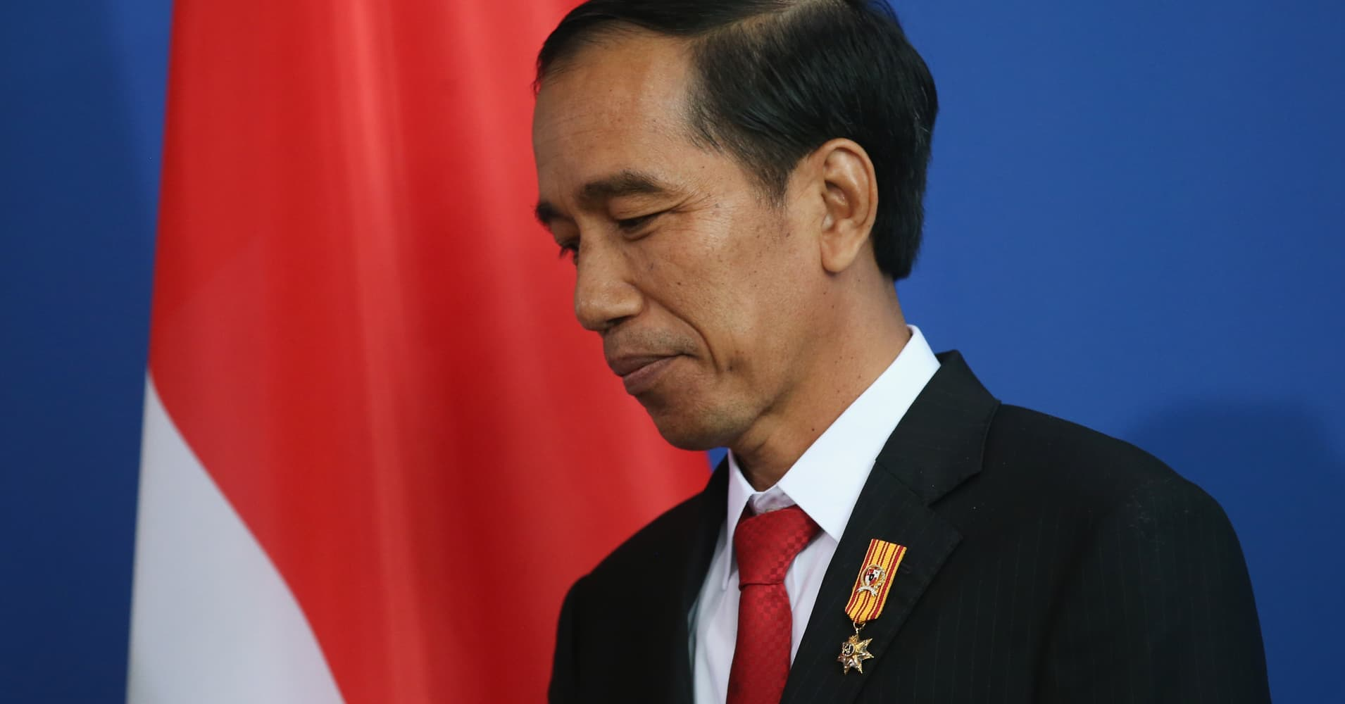 Indonesian President Jokowi Celebrates 2 Years In Office With An Eye On 2019 Vote
