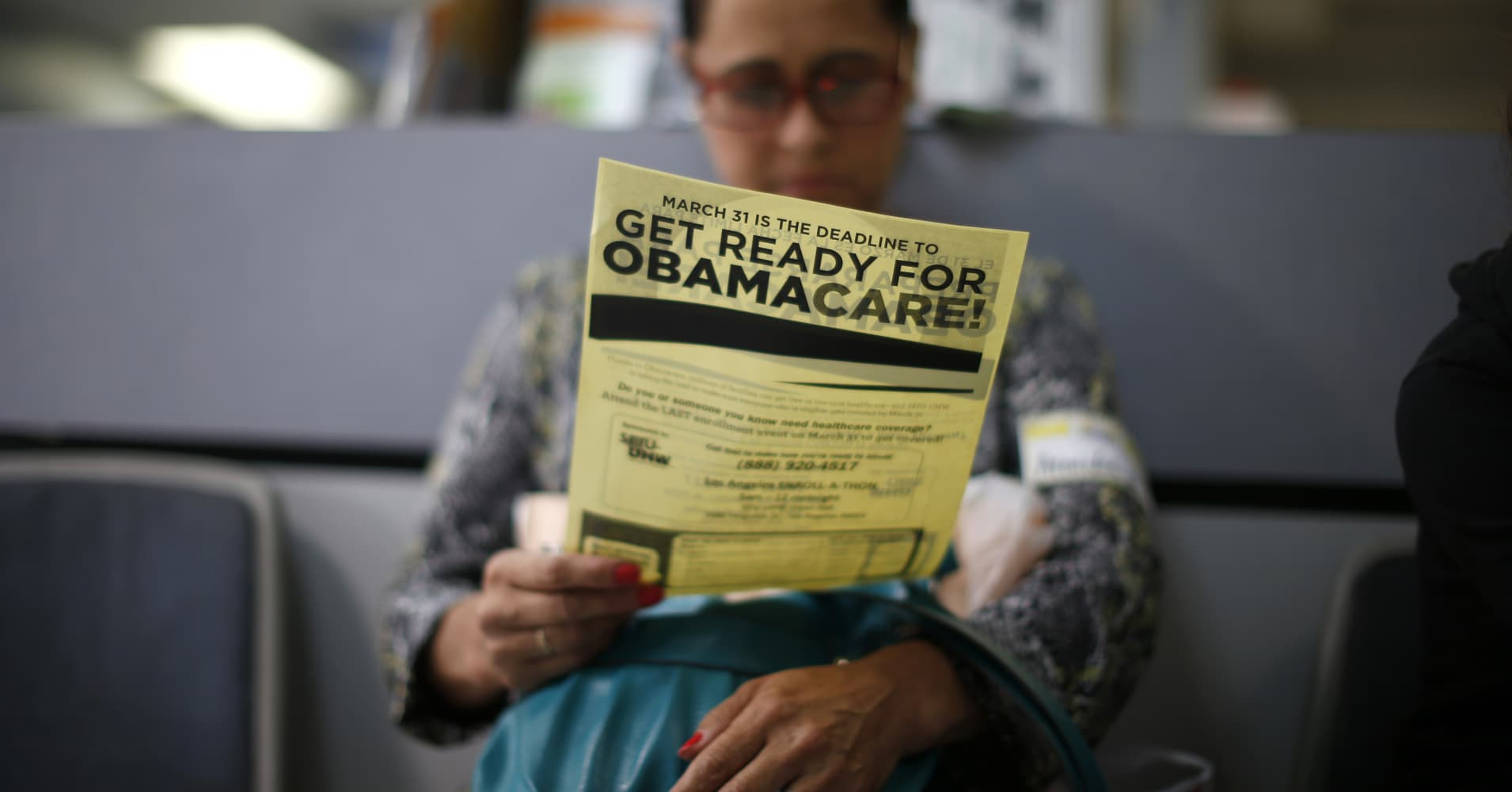 The end of Obamacare begins