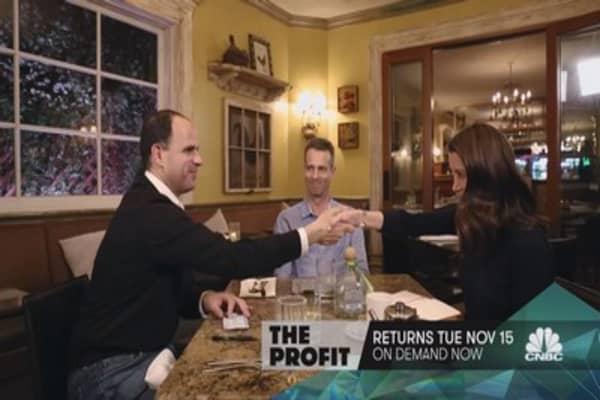 The Profit Returns November 15