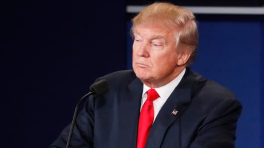 Another woman accuses Donald Trump of groping