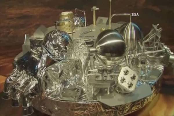 European Space Agency worries about Mars lander
