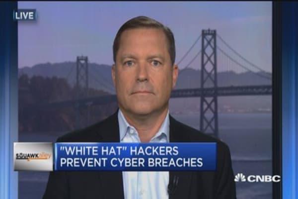 White hat hackers 'like a neighborhood watch': Hacker One CEO