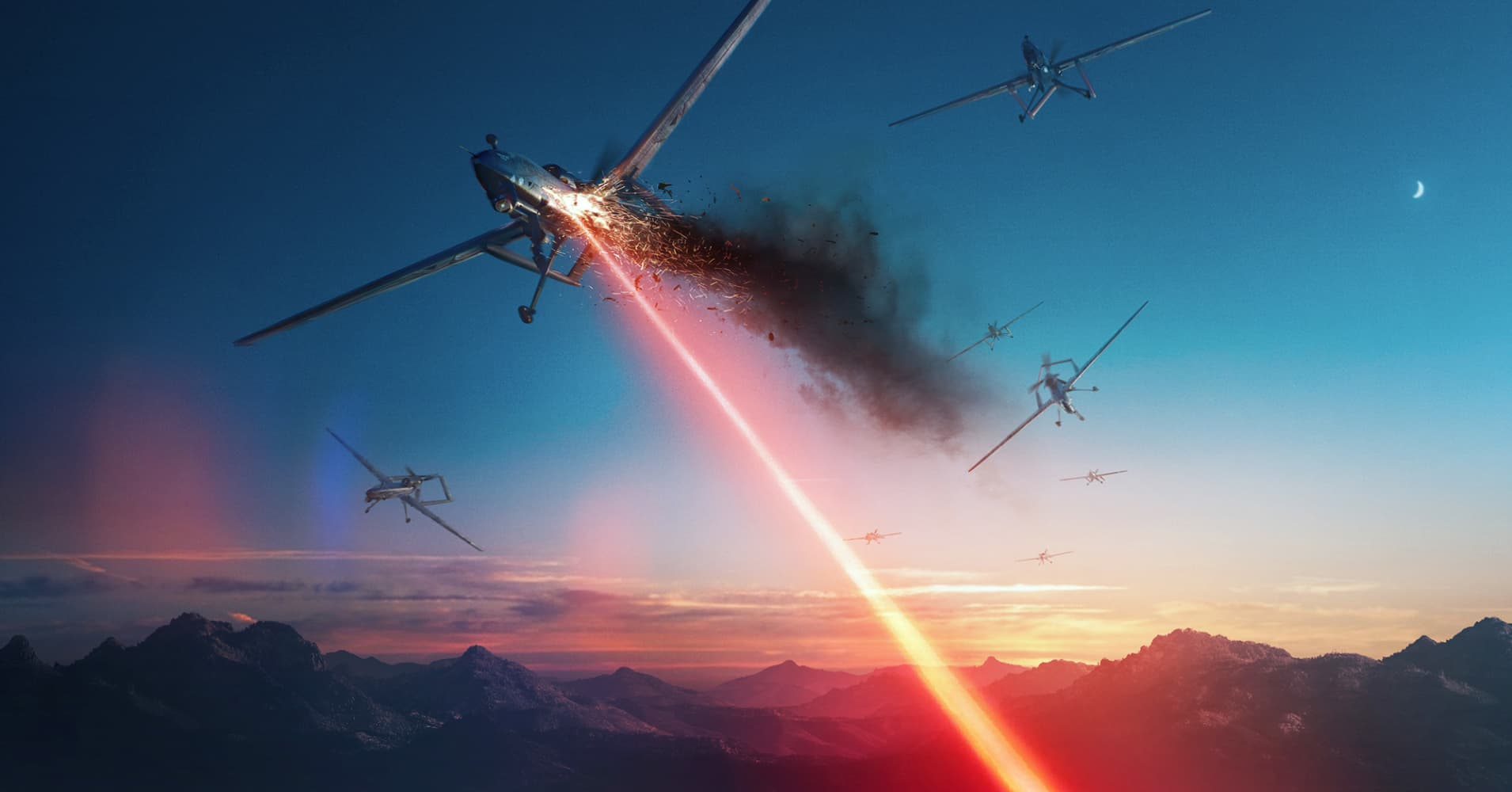 Lockheed Martin completes new battle laser for US military
