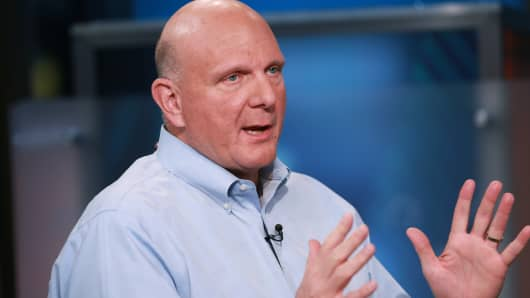 Steve Ballmer says Microsoft tried to buy Facebook for $24 billion