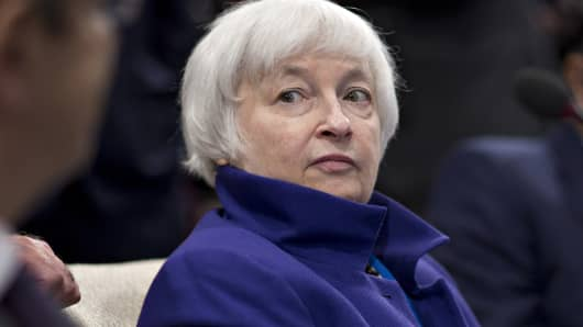 Janet Yellen could be on the verge of starting a 'civil war' at the Fed