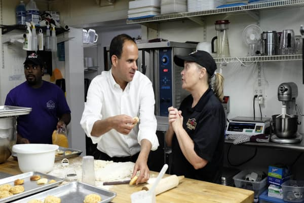 Marcus Lemonis: 'I still have anxiety' and here's how I deal with it