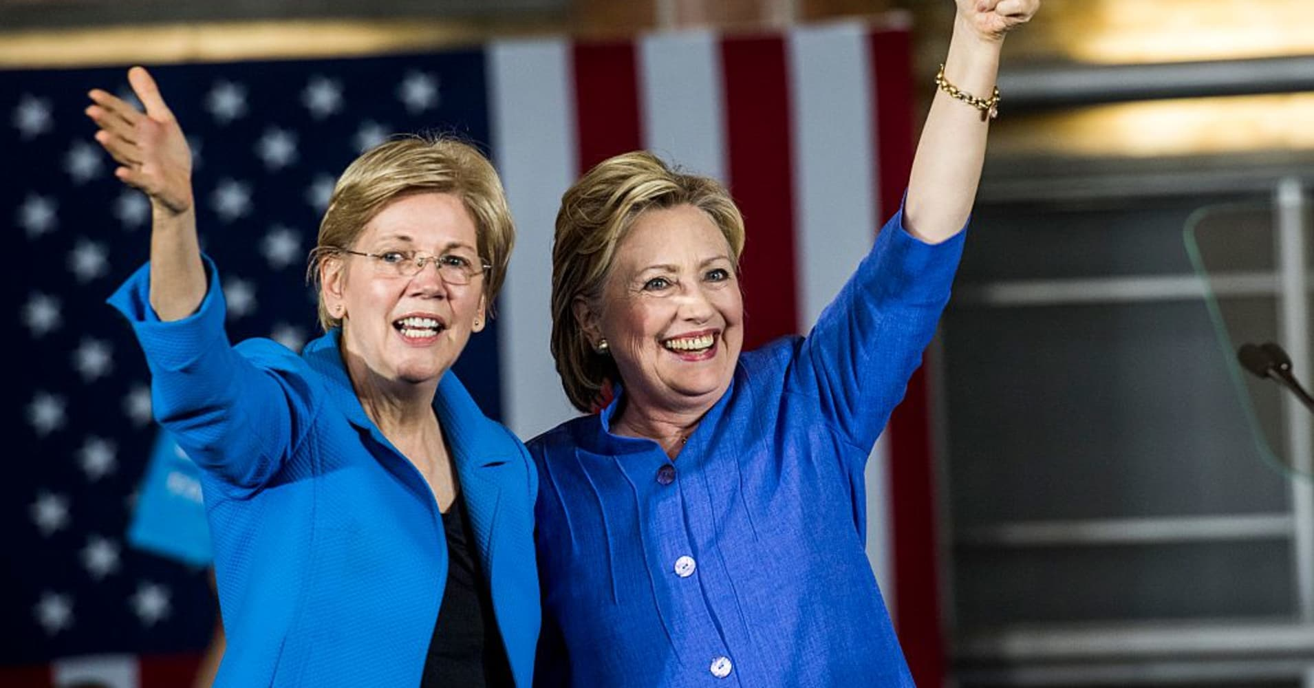 Op-Ed: Why Elizabeth Warren is no longer the darling of the left