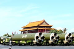 The US has 7,100 nuclear warheads, China has just 260. Here's why