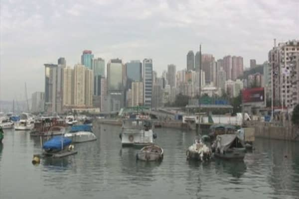 Hong Kong named one of Asia's worst for slavery