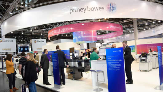 Pitney Bowes Inc. (PBI) Reached New 1-Year Low Following Weak Earnings