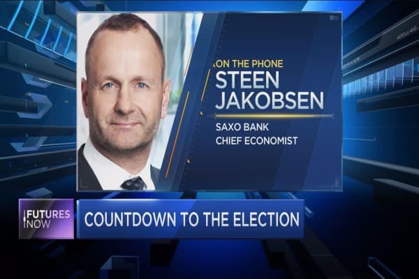 The US election outcome could resemble 'Brexit': Economist