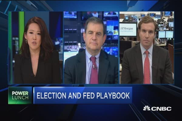 Election-proof portfolio: Finding safety in markets