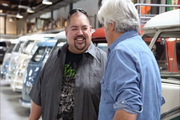 'Fluffy' comedian Gabriel Iglesias paid $700 for his first car. Now, he has an amazing collection