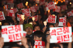 Think US politics is in turmoil? Check out SKorea's out-of-control presidential crisis