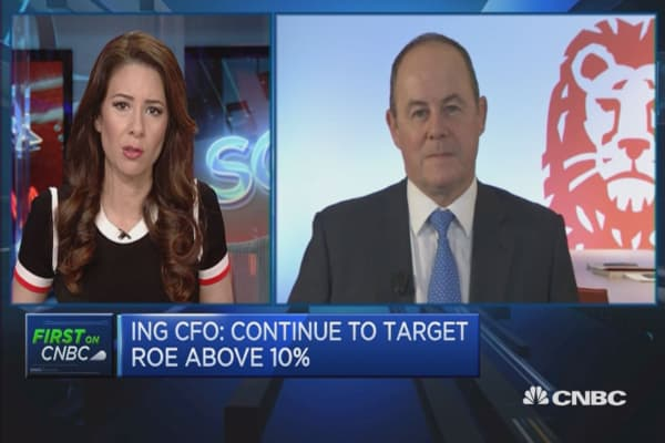 Investing in innovation is fundamental: ING CFO