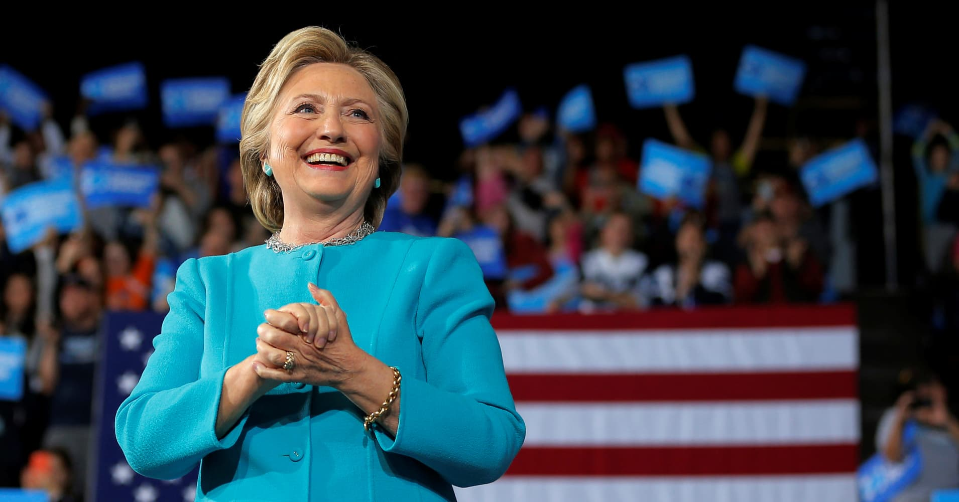 Op-Ed: Why Hillary Clinton may not have a shot at being president in 2020