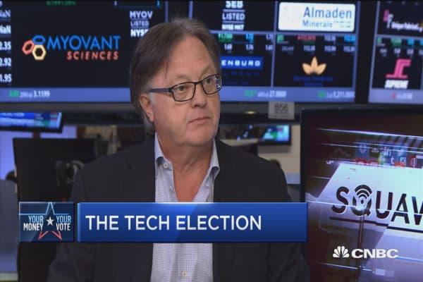 The tech election