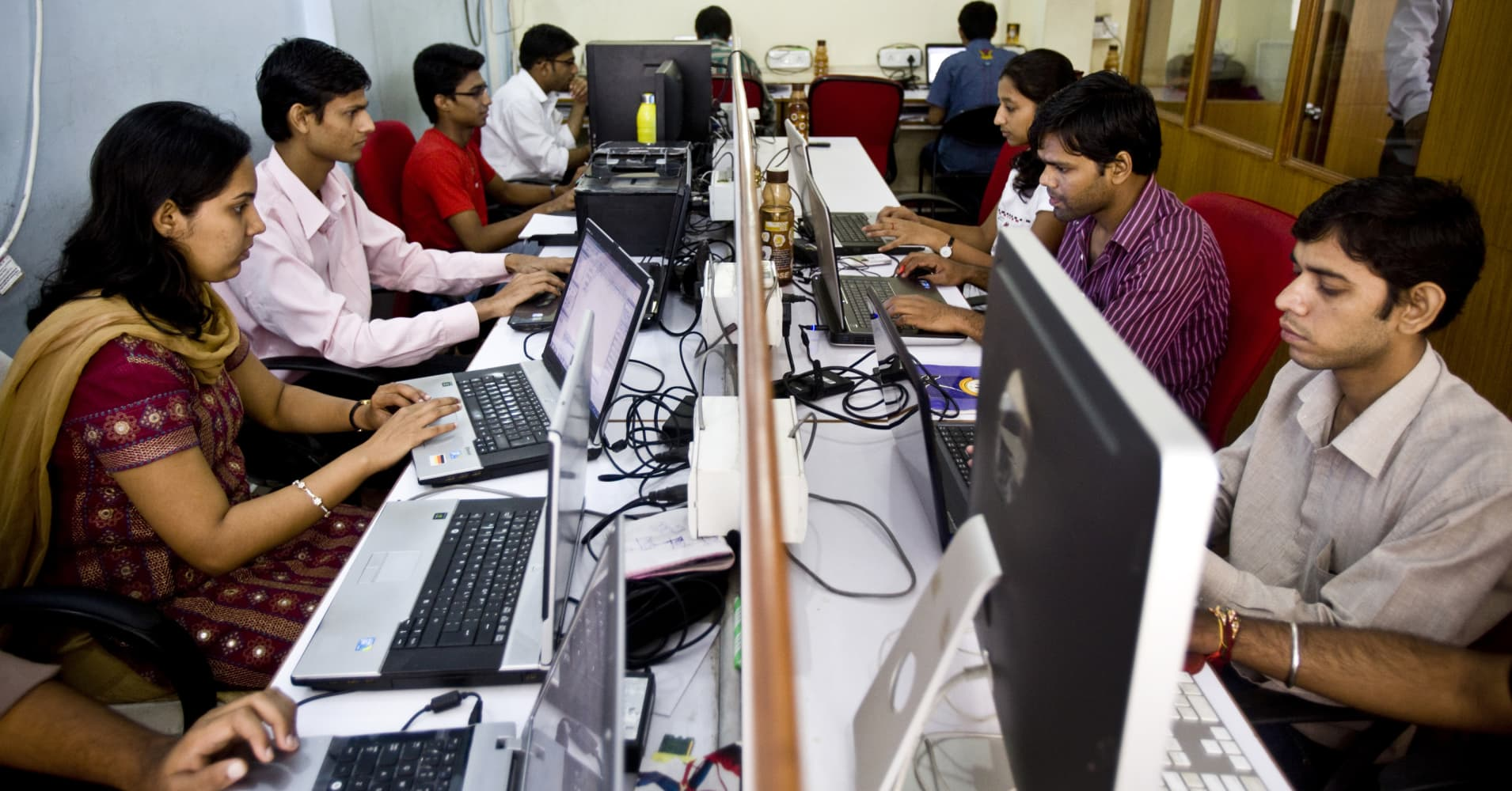 Indian tech sector downsizes heavily as Trump's H-1B policy creates uncertainty