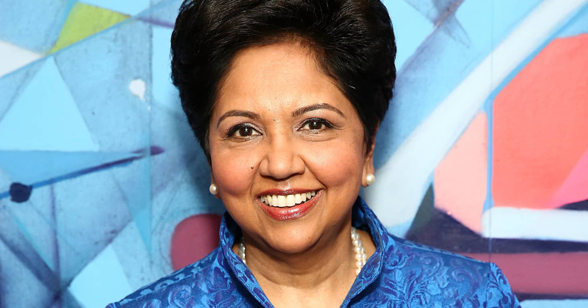 Indra Nooyi shared a work regret on her last day as PepsiCo CEO c1afb21b85