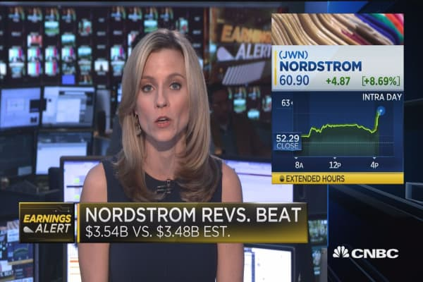 Retail earnings: Nordstrom & Michael Kors
