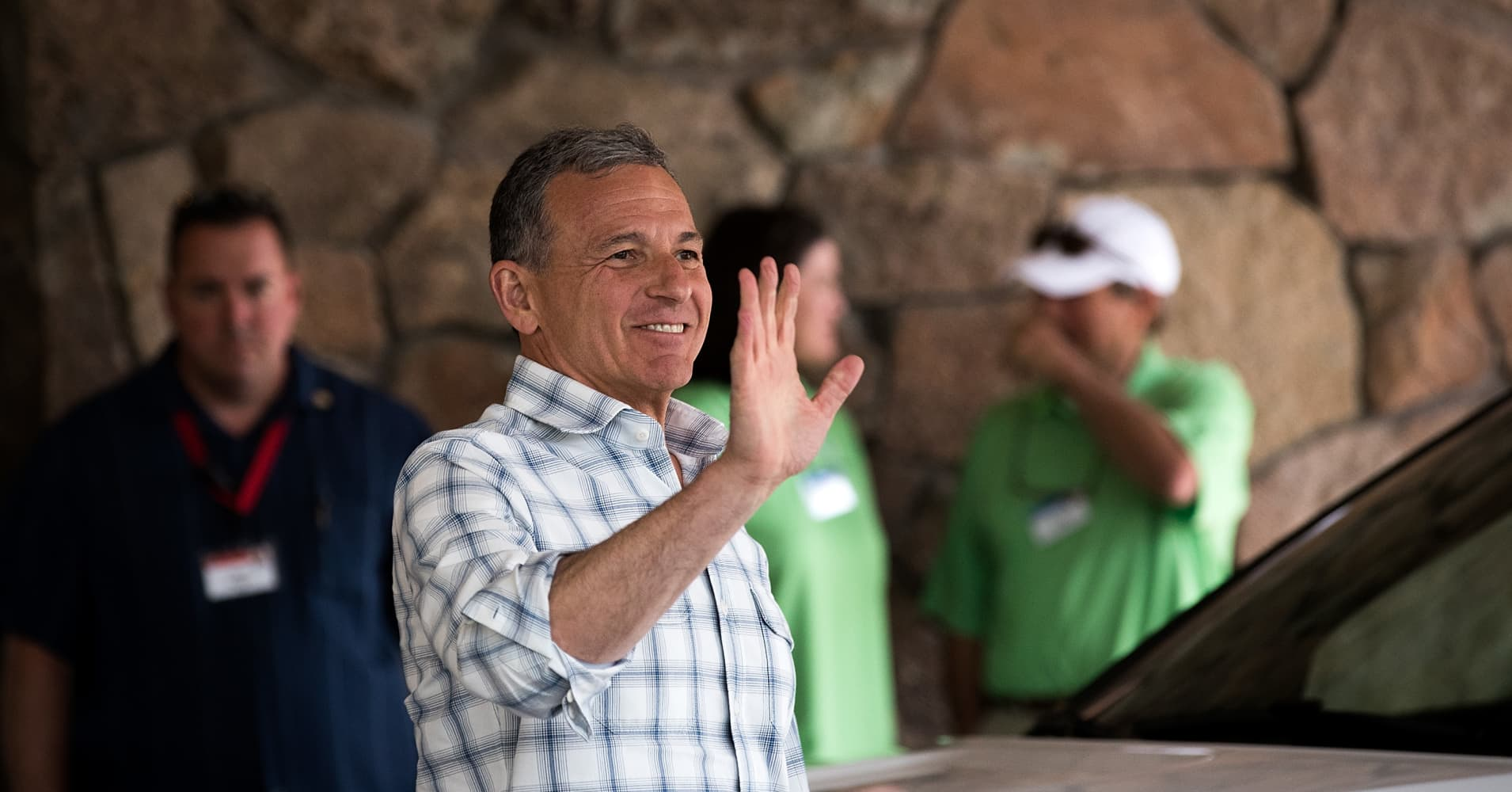 Disney CEO Iger quits Trump council over climate decision
