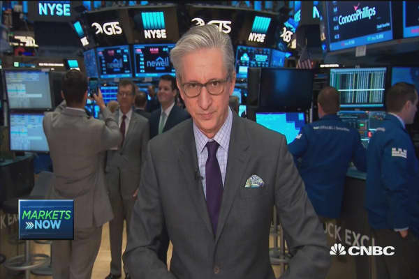 Pisani: Markets pausing for a very good reason