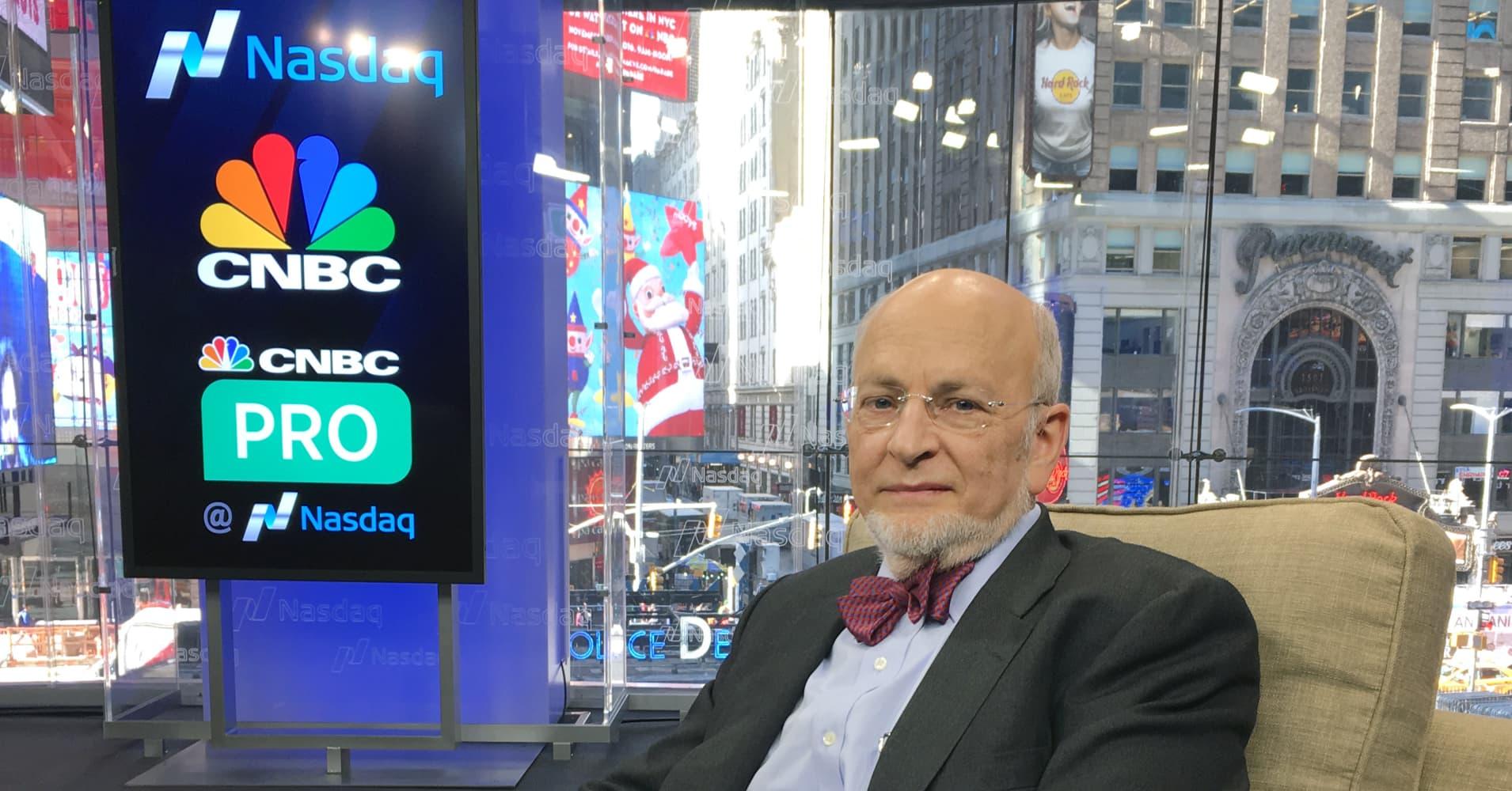 S&P's index guru David Blitzer on passive investing, market valuation and Trump-Reagan comparisons