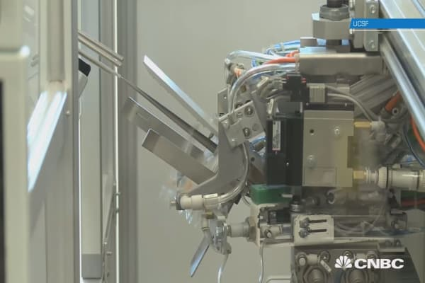 The pharmacy of the future is here and it's run by robots