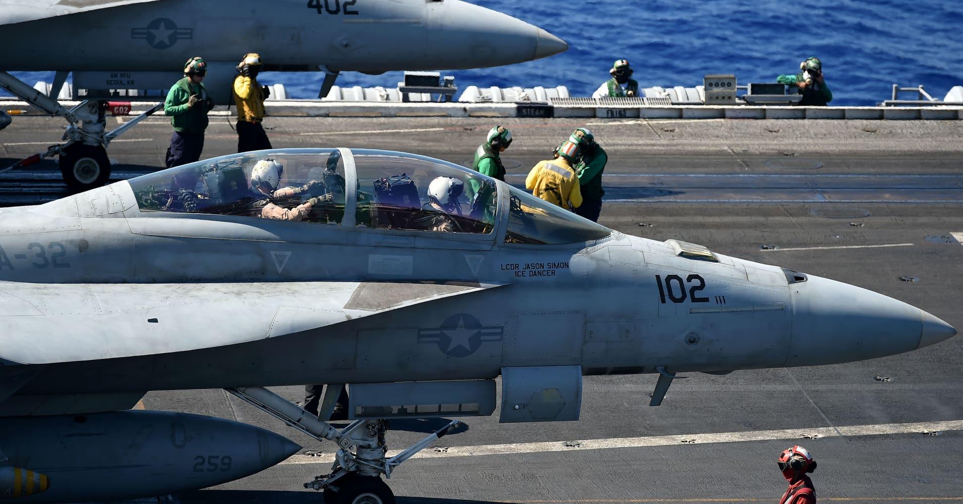 Trump's pick for US Navy secretary withdraws