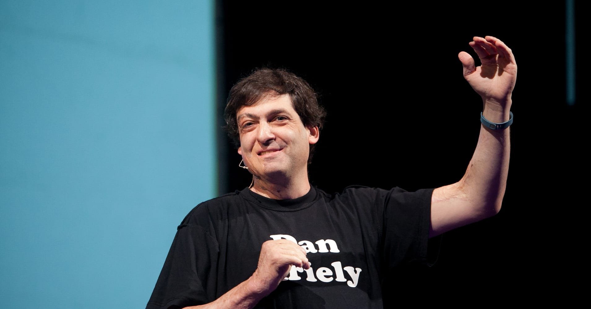 Dan Ariely, behavioral economist and psychologist, says money isn't the only thing that motivates workers.