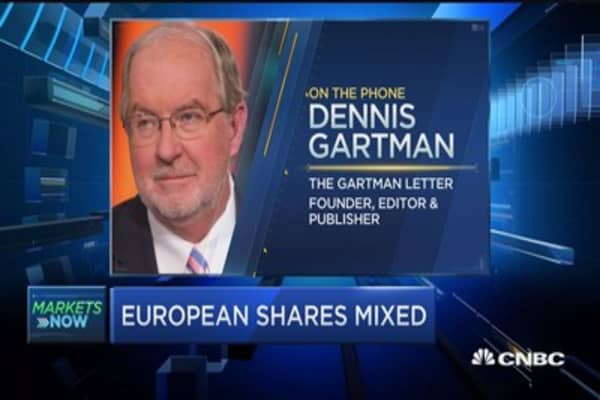 OPEC will 'cheat' on any agreement: Gartman