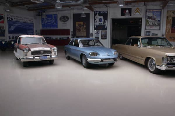 Which of these three unrestored cars has a better appreciation value?