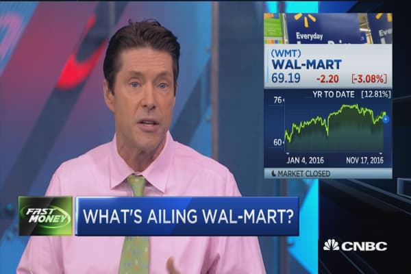 What's ailing Wal-Mart?