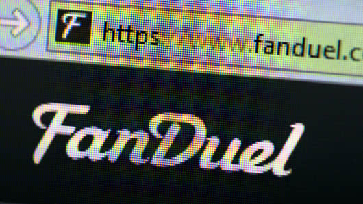 DraftKings and FanDuel form 'Fantasy Sports Heaven'