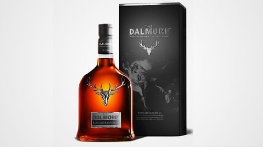 The Dalmore's Exquisite King Alexander III