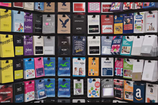 Most people don't actually want a gift card
