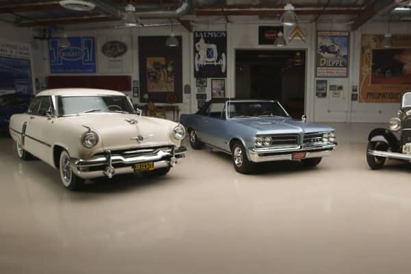 Which of these three music-inspiring cars appreciated most?
