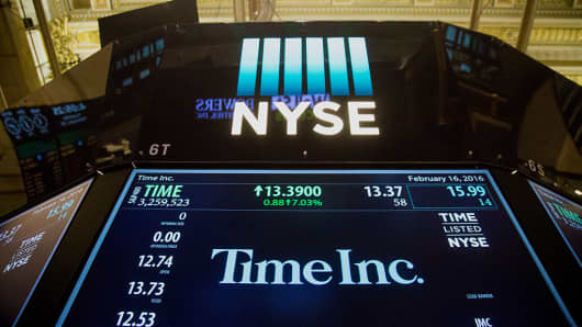 Time Inc. Rejects Buyout Offer