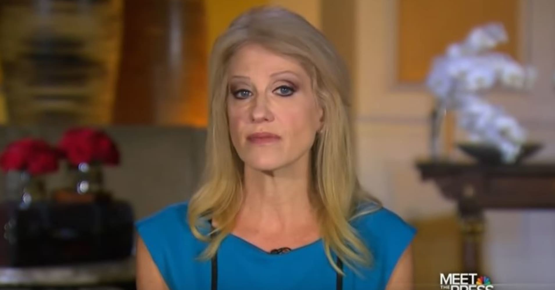 trump furious over kellyanne conway comments on sunday shows trump furious over kellyanne conway comments on sunday shows about romney sources